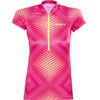 Craft Velo Graphic Jersey Women P Optic Push